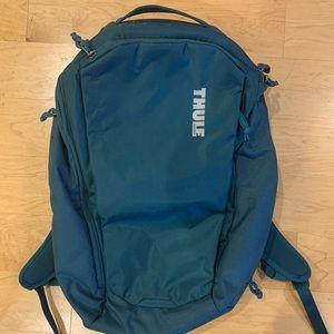 Teal Thule backpack